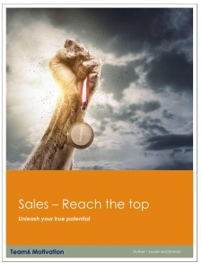 Sales book to help you reach the top